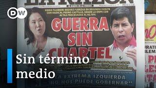 Perú se debate entre los extremos de derecha e izquierda