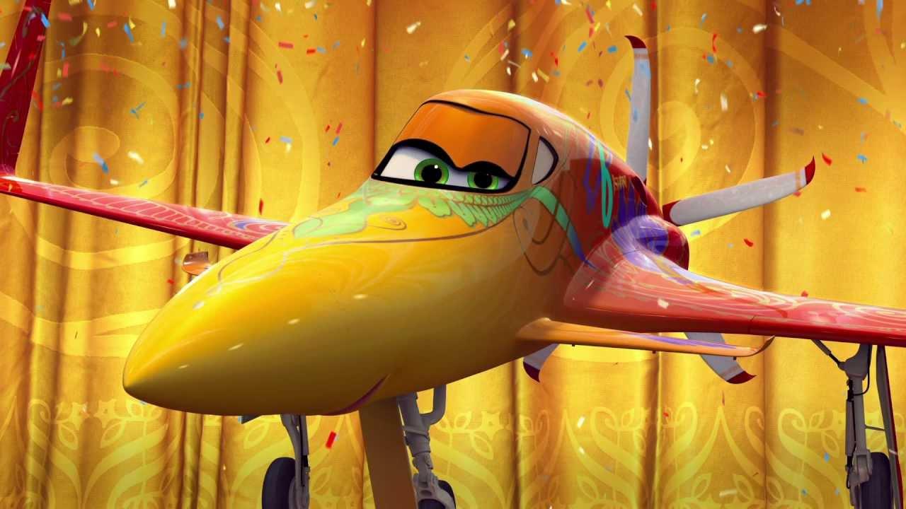 Disney's Planes | Ishani's Song feat. Priyanka Chopra ...