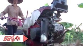 Chiếc máy 8 trong 1 chế tạo từ sắt vụn | VTC