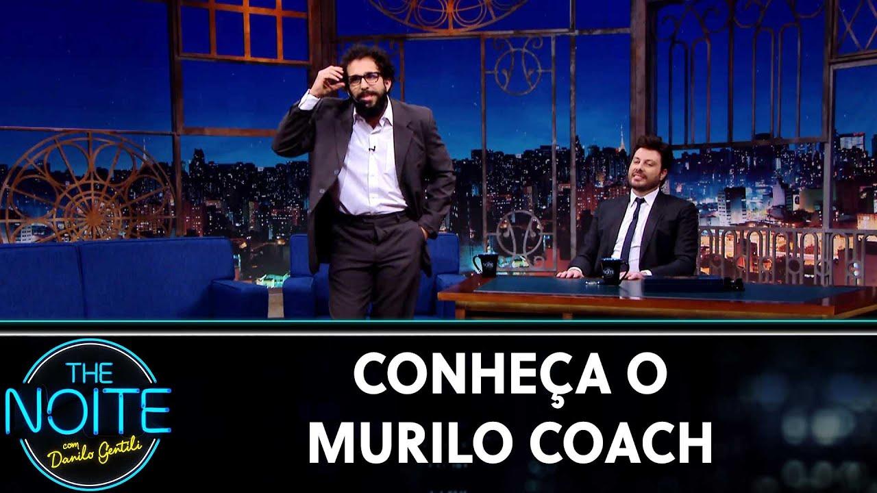 Conheça o Murilo Coach - Ep. 1 | The Noite (30/07/19)