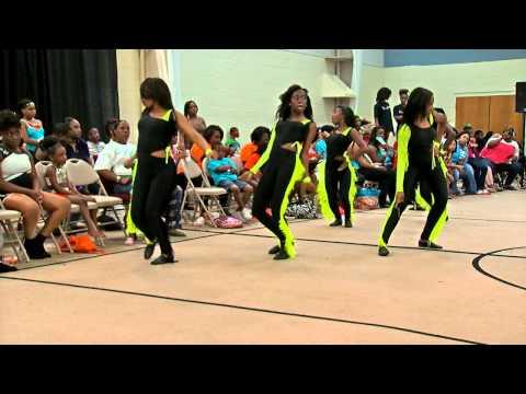 2014 Memphis trip QKIDZ DANCE TEAM