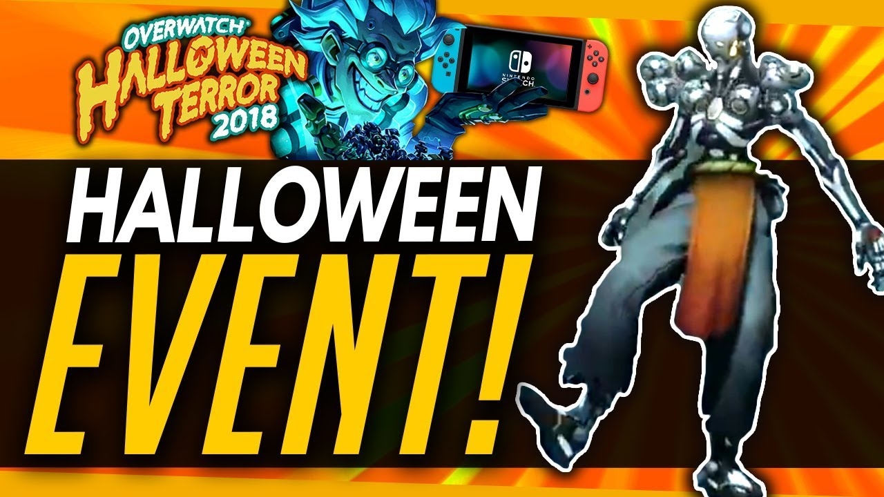 Overwatch | Halloween Date Revealed - New Emote & Nintendo Switch Is Being Severely Underestimated thumbnail