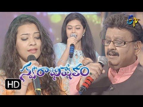 Swarabhishekam   25th  March 2018   Full Episode   ETV Telugu
