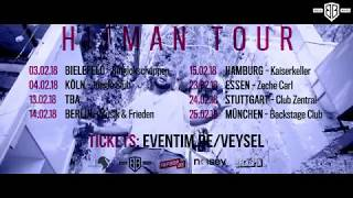 VEYSEL - HITMAN TOUR TRAILER 2018