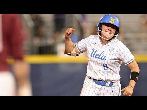 Highlights: UCLA softball rallies past Florida State in Women's College World Series