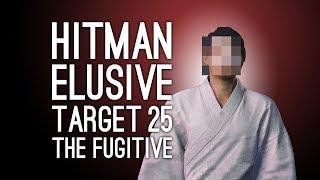 Hitman Elusive Target 25 The Fugitive: MIKE SCHOOLS JANE IN STEALTH, AMAZINGLY