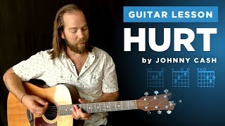 """View my notes & tabs for this lesson: http://playsongnotes.com/songs/johnny-cash-hurt/in lesson, i'm excited to show you how play """"hurt"""" as performed..."""