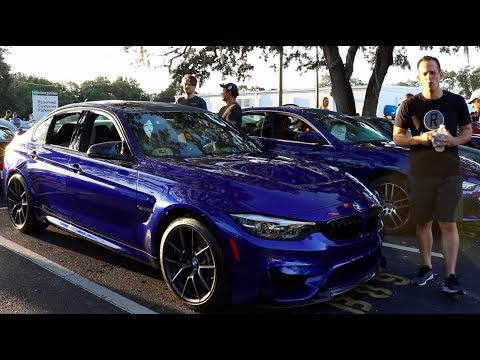 Is The 2019 Bmw M3 Cs A Rocket Worthy Of The Price Raiti S Rides