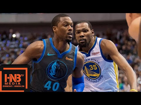 Golden State Warriors vs Dallas Mavericks Full Game Highlights | 11.17.2018, NBA Season