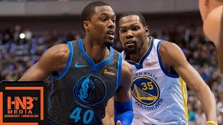 Golden State Warriors vs Dallas Mavericks Full Gam...