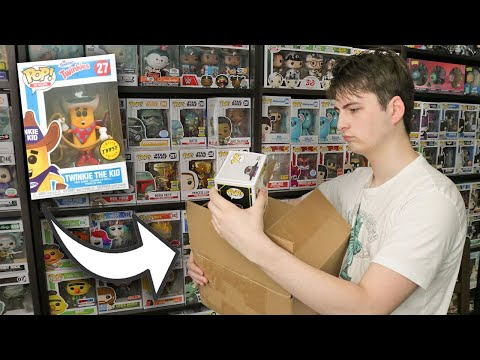 Turning My Funko Pop Collection Into Mystery Boxes