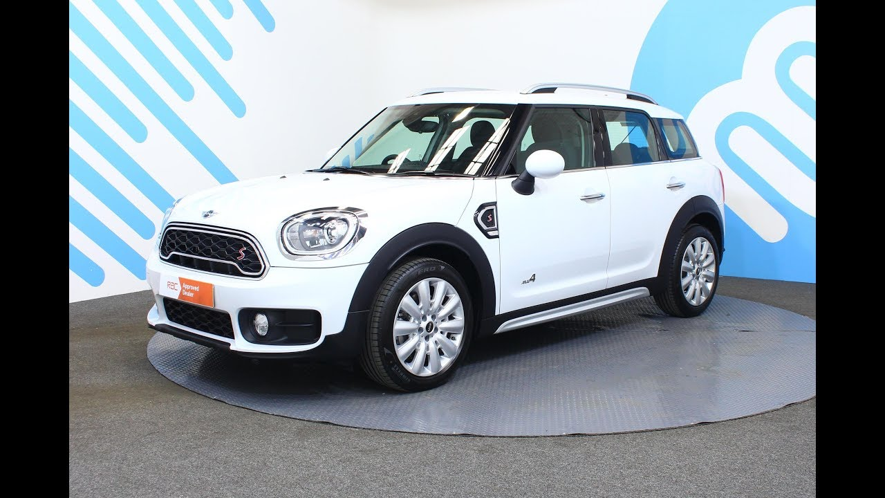 Mini Countryman 20 Td Cooper Sd Chili All4 5dr Startstop Youtube