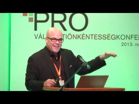 PRO- Corporate Volunteering Conference 2013. Part 3.