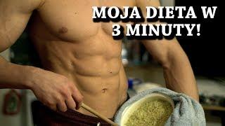 Moja dieta w 3 minuty (AJthePolishAmerican)