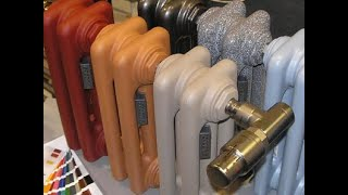Трубчатые радиаторы отопления