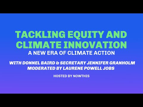 CLIMATE EQUITY & INNOVATION