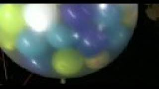 Stuffed Balloons -- How to Stuff Balloons Inside Balloons