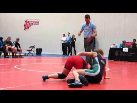2013 Wesmen Duals: 51 kg Rachel Alder vs. Katie Dutchak