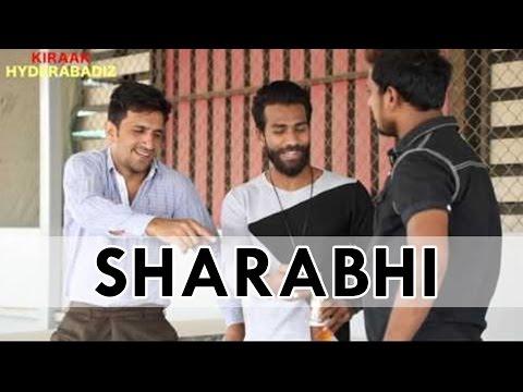 Sharabhi Comedy by Hyderbadi People - Funniest Encounter || Kiraak Hyderabadiz