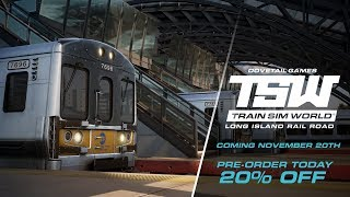 Train Sim World: Long Island Rail Road - COMING SOON