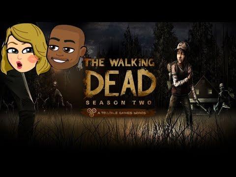 "Let's Play ""The Walking Dead"" – Season 2 Episode 1 (PART 5)"