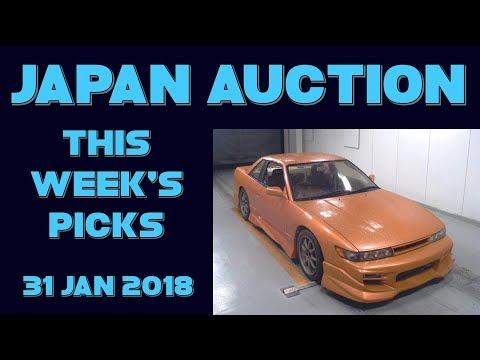 Japan Weekly Auction Picks 055 - 31 Jan 18