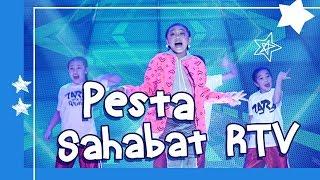 Video Zara Leola in Pesta Sahabat RTV VLOG download MP3, 3GP, MP4, WEBM, AVI, FLV Juni 2018