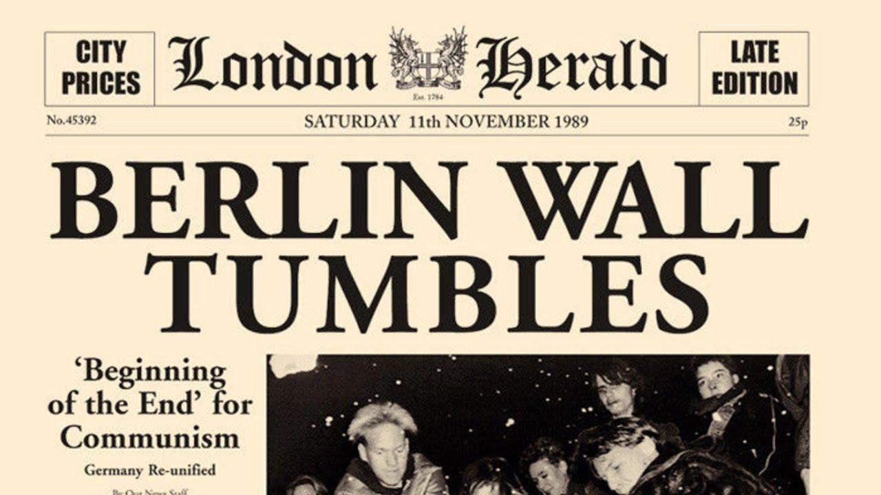 fall of the berlin wall essays Santri ponpes al futuhat dianiaya orang tak dikenal, polres garut gelar .