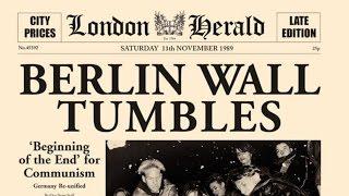 Fall of Berlin Wall बर्लिन की दीवार क्यों टूटी World history UPSC Hindi Documentary