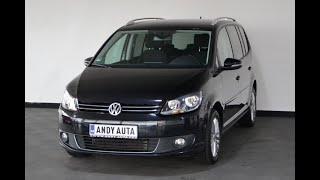 Video prohlídka: Volkswagen Touran 2.0 TDi ,,MATCH,, Navi Záruka - 2015 - 19030