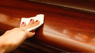 How to Clean Wood Furniture At Home   Wood Furniture Cleaning Tips