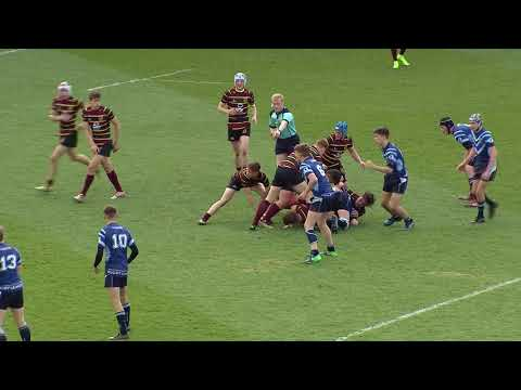 PRESELI v YSTALYFERA Welsh Schools u-16's Rugby final 2016-17