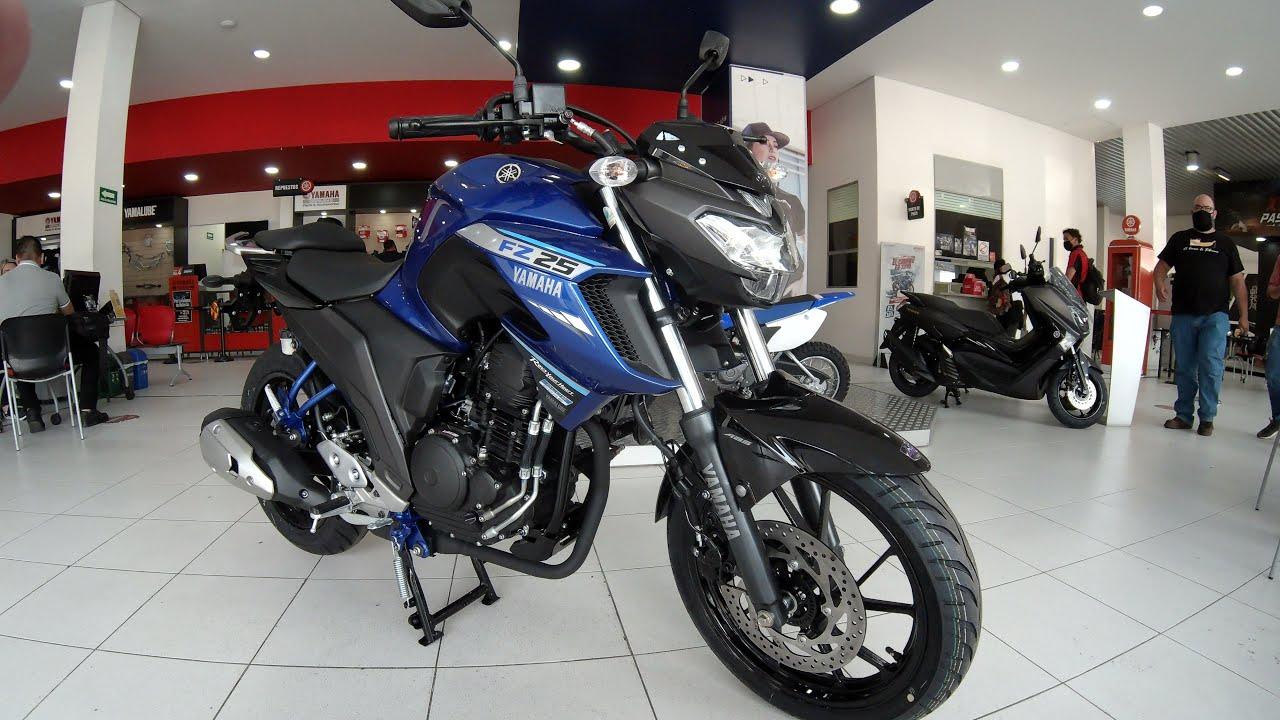 Nueva edición especial de la Yamaha FZ 250 Modelo 2022   precio, primeras impresiones