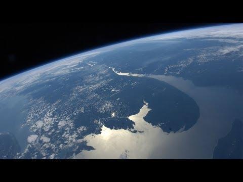 Uzaydan Dünya (Uydu Çekimi) Mutlaka İzleyin !
