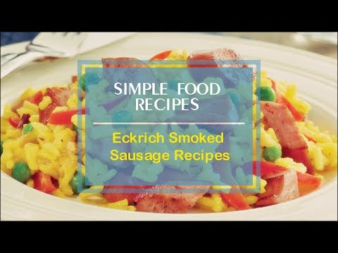 Eckrich Smoked Sausage Recipes