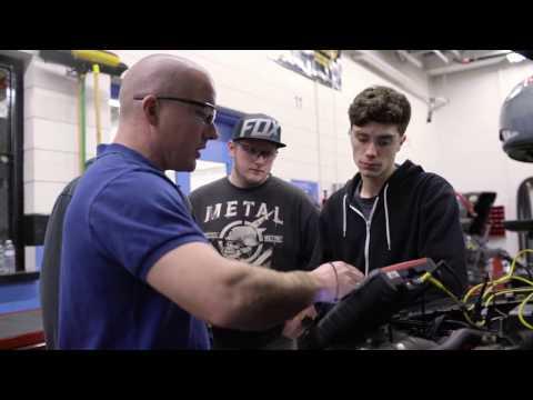Nashua Community College Automotive Technology Program