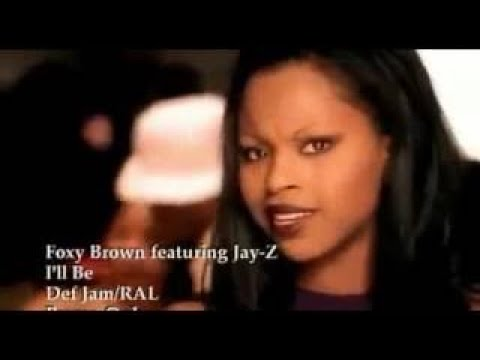 Foxy Brown Feat. Jay-Z - I'll Be (HQ / Dirty)