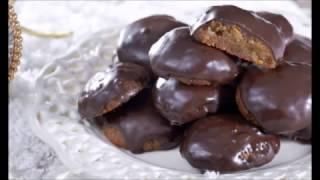 Μελομακάρονα με σοκολάτα !!!