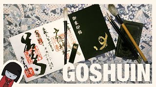 My Goshuin Collection