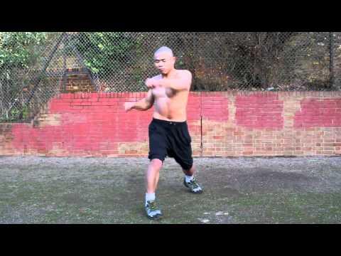 Kung Fu Running To  Maximize Your Endurance & Stamina