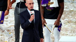Can The NBA Have A Full Season Without A Bubble?
