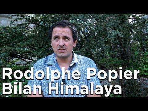Himalaya bilan alpinisme printemps 2018 Rodolphe Popier Himalayan Database