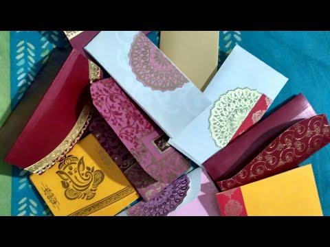 best-use-of-old-marriage-/wedding-cards-ideas-by-monika-art-tutorial-||-monikaarttutorial