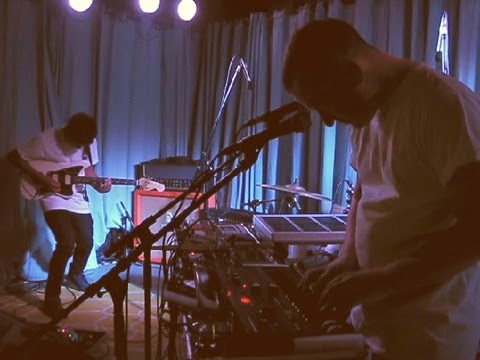 Animal Traps - Live @ The Jade, February 1st 2014