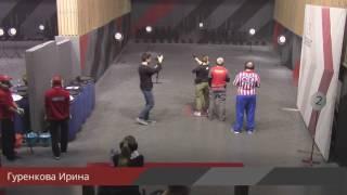 Гуренкова Ирина упражнение Викинг