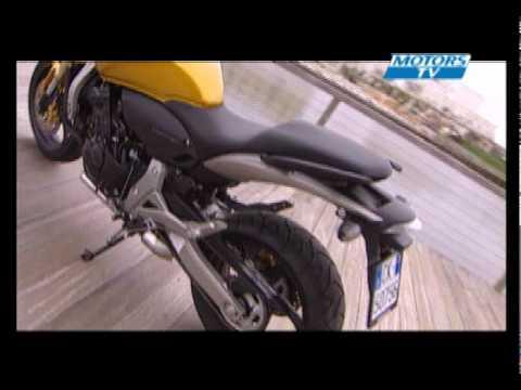 Honda Hornet 600 Bike Test Youtube