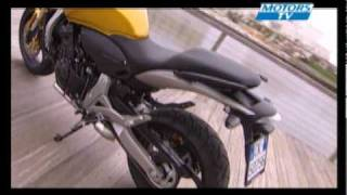 Honda Hornet 600 Bike Test