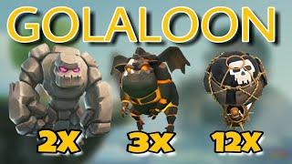GOKIL !! Kombinasi Pasukan Darat dan Udara TH9 (GOLALOON)