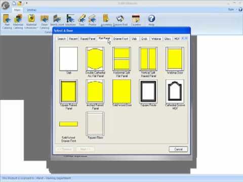 January 2010 TechCast Video - Door Catalog