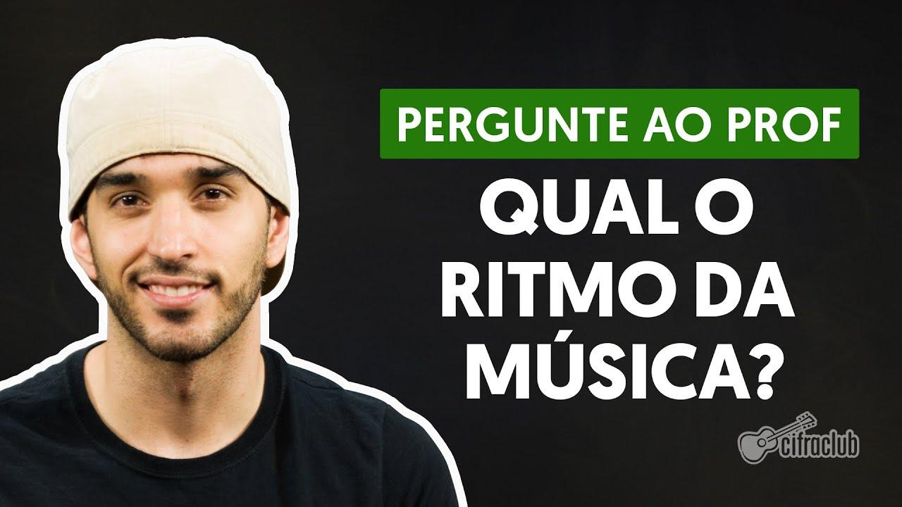 Como Saber Qual E O Ritmo Da Musica Pergunte Ao Professor Youtube
